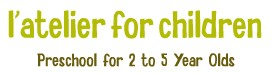 L'Atelier For Children - Newcastle Child Care