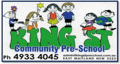 King Street Community Pre-School East Maitland Inc - Newcastle Child Care